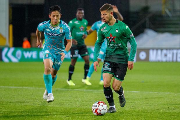 Cercle-aanvaller Adrien Bongiovanni trekt naar FC Den Bosch