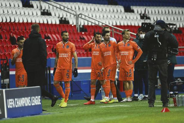 Une note d'espoir dans une année pourrie: à Paris, un moment d'histoire contre le racisme dans le sport
