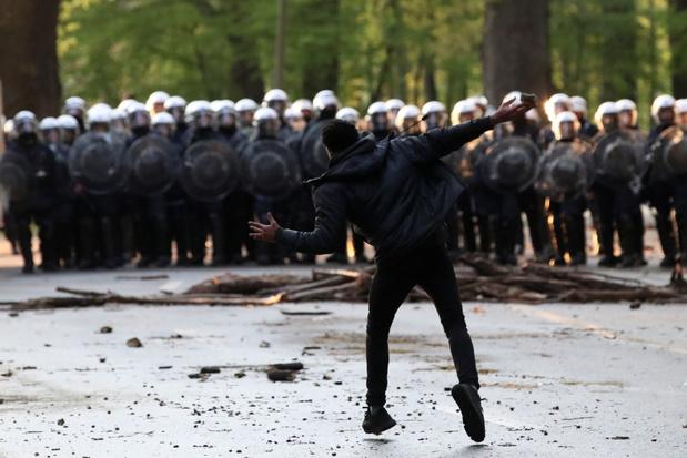 La Boum 2: politie pakt uiteindelijk 132 mensen op