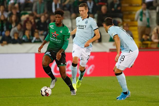 Jonathan Panzo (Cercle Brugge) via AS Monaco naar FC Dijon
