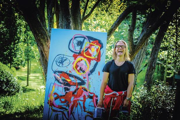 Een hommage aan Cobra en Basquiat