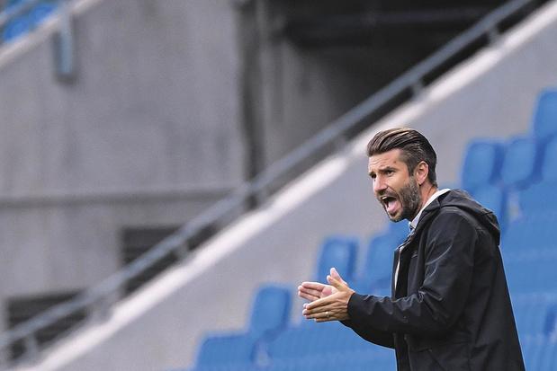 Luka Elsner verbreekt contract bij KV Kortrijk en wordt de nieuwe trainer van Standard