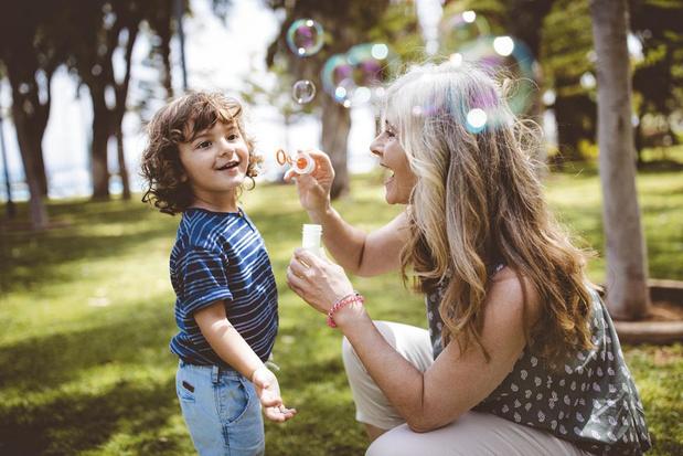 De toekomst van je kleinkind verzekeren