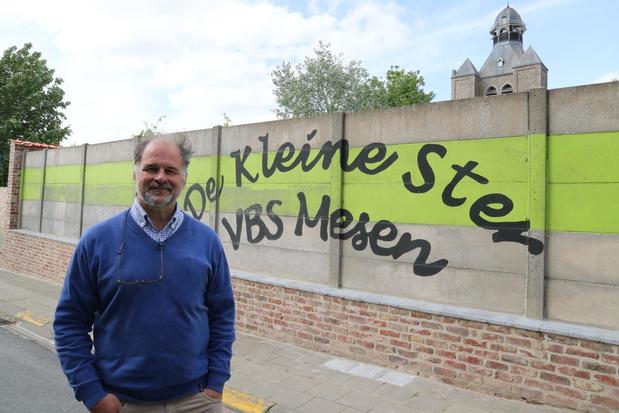 """VBS De Kleine Ster in Mesen: """"Alles tweemaal daags reinigen"""""""
