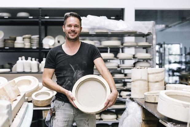 La vaisselle sur-mesure du Studio Mattes