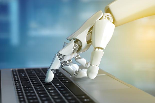 'Gewonde' robot kan zichzelf herstellen