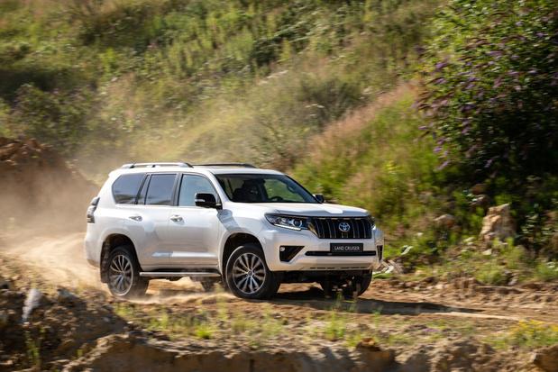 Toyota Land Cruiser krijgt update