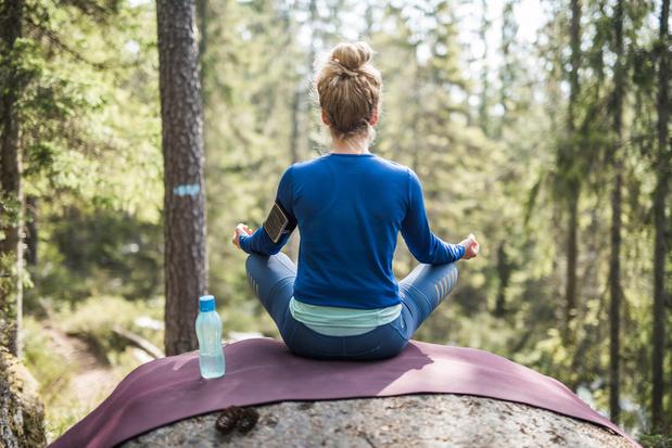 'Zou de Boeddha gelukkig worden van meditatieapps die 60 euro per jaar kosten?'