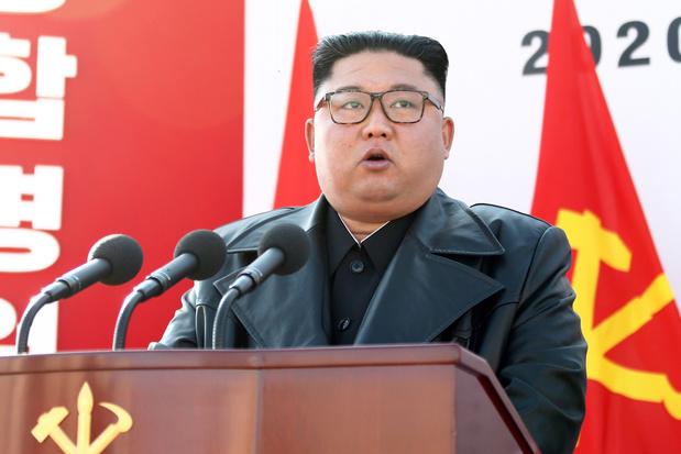 Kim Jong-un stuurt onderdanen handgeschreven nieuwjaarswensen