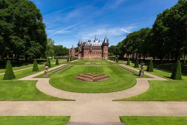 Nieuwe fietsroute verbindt twee beroemde Nederlandse kastelen