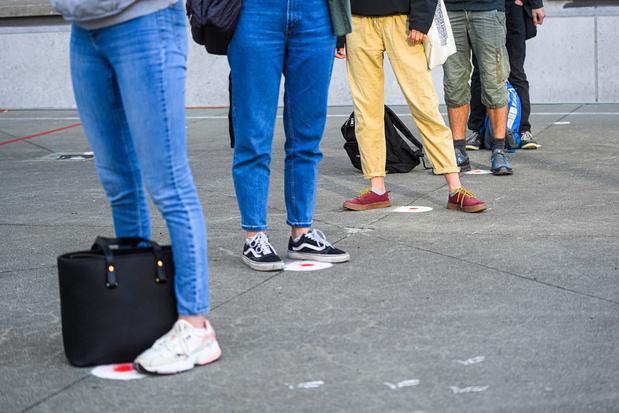 Leerlingen van tweede graad secundair mogen week voor paasvakantie voltijds naar school