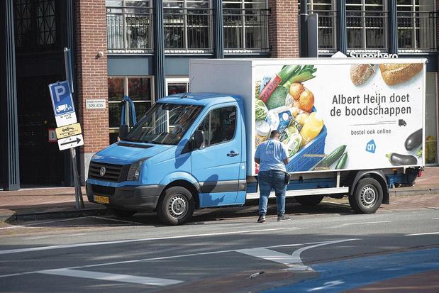 Albert Heijn livrera à domicile