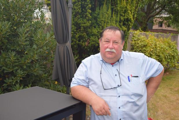 Boegbeeld en voorzitter Tony Vandeghinste stopt bij WS Desselgem