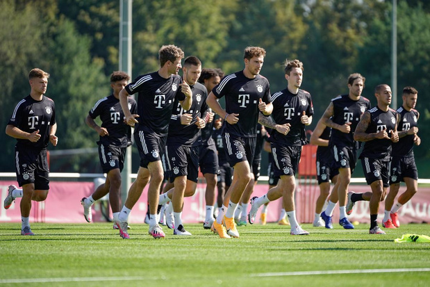 'Bayern toeft echt op een andere planeet'