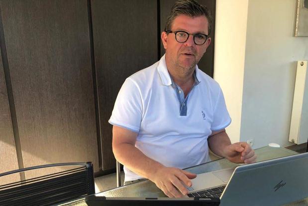 """Bart Tommelein test positief op corona: """"Nu 100 procent digitaal actief"""""""