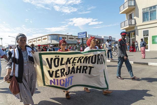 Allemagne-Namibie: réparation pour le génocide des Hereros et des Namas
