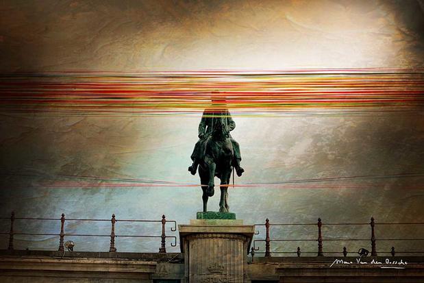 """'Laat kunstenaars """"tegen-beelden"""" maken om bestaande beeld van Leopold II tegen te spreken'"""