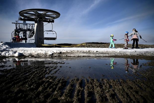 Franse skigebieden zetten zich schrap voor een toekomst zonder sneeuw