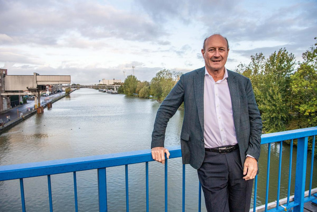 """Voorzitter Unizo West-Vlaanderen Jef Maeseele: """"Verjonging bij Unizo Izegem is al ingezet"""""""