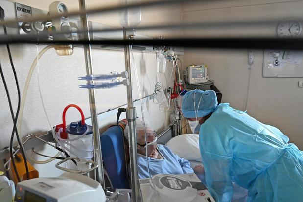Tous les indicateurs à la baisse, la barre des 70.000 hospitalisations quasiment atteinte