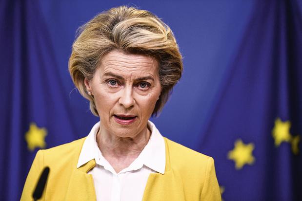 Von der Leyen na arrest Pools Grondwettelijk Hof: 'Alle macht gebruiken om voorrang EU-recht te garanderen'
