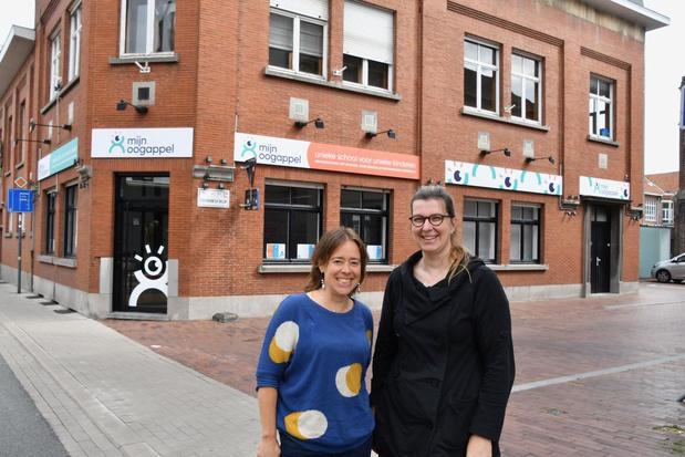 Methodeschool met de Bijbel 'Mijn Oogappel' opent in Doorniksewijk