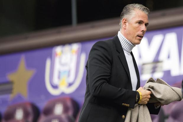 Michaël Verschueren rachète les parts d'Anderlecht de Van Damme et Van Biesbroeck