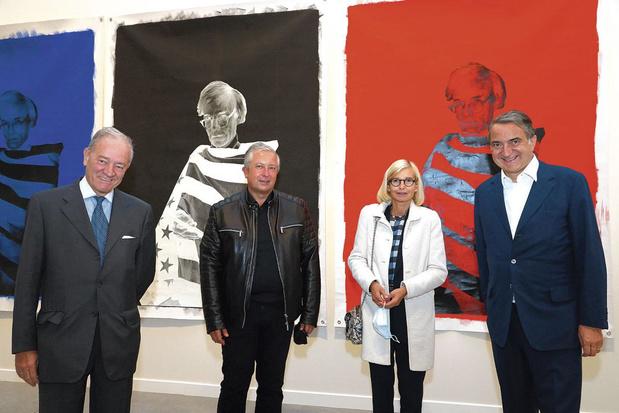 2. Andy Warhol à La Boverie