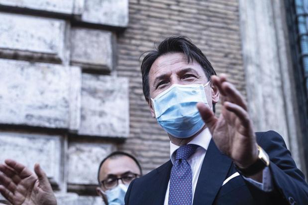 Le gouvernement italien au bord de la rupture sur fond de relance économique