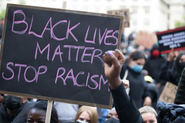 Prominent Brits figuur Black Lives Matter in het hoofd geschoten