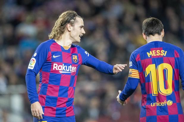 'Griezmann moet Messi een klap in zijn gezicht geven'