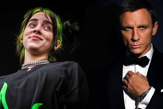 'Ik hoop dat Billie Eilish haar tanden laat zien aan James Bond'