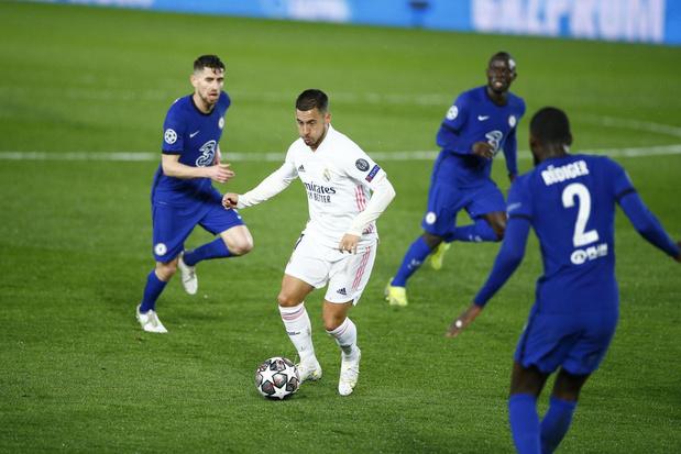 Eden Hazard: en nu een reeksje graag