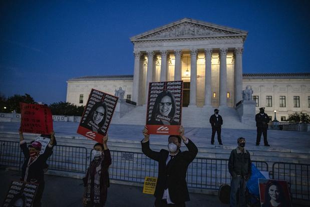 Amerikaans Hooggerechtshof verbiedt beperkingen op religieuze bijeenkomsten in verband met corona
