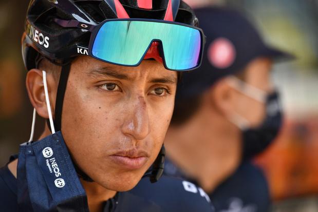Titelverdediger Bernal stapt uit Ronde van Frankrijk