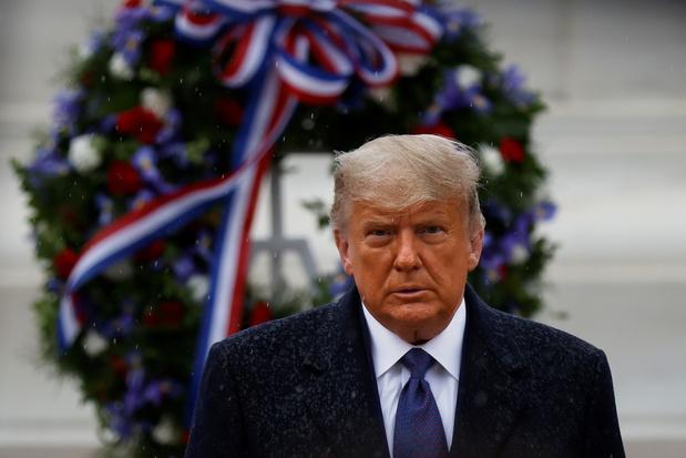 Trump verbiedt investeringen in Chinese bedrijven gecontroleerd door leger