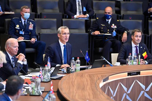 'De belangrijkste vijand van de NAVO schuilt nu binnenin'