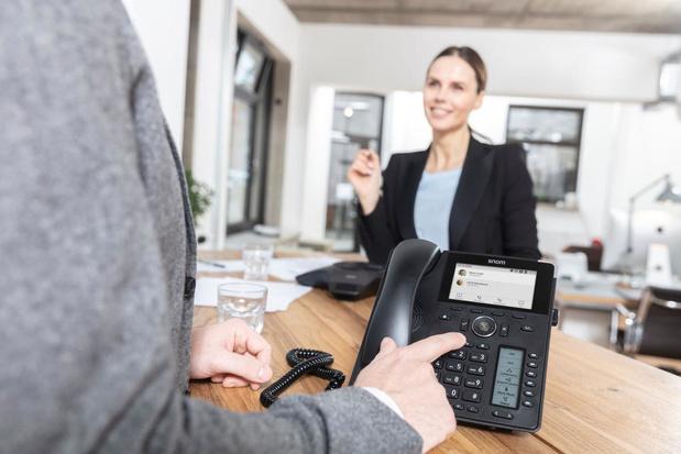 Optimiser les coûts et la technologie en introduisant les solutions de communication de Snom.