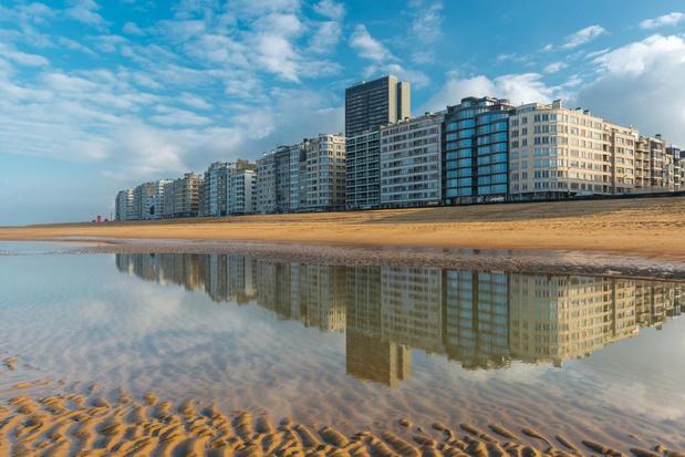 Vastgoed aan de kust werd in 2019 gemiddeld 5,5% duurder