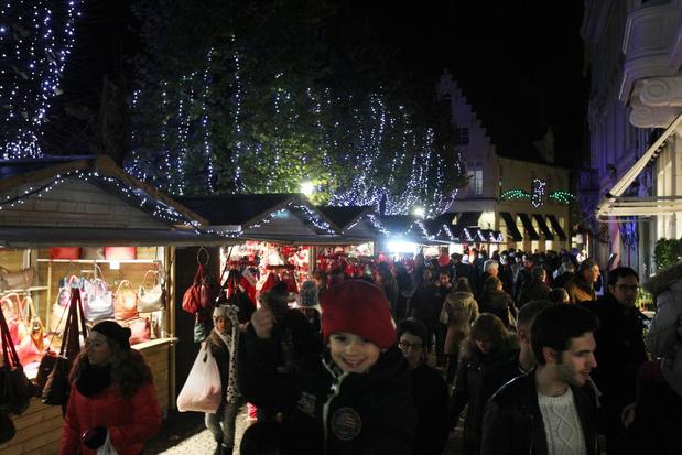 Kerstmarkt Brugge gaat door ondanks corona