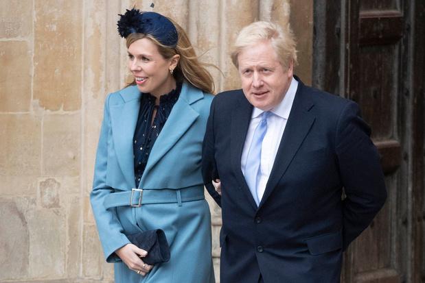 Carrie Symonds grijpt de macht in Downing Street