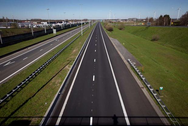 Belgen blijven bijna 80 procent van de tijd binnen de eigen postcode