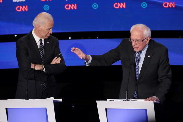 Super Tuesday: Bernie Sanders, Joe Biden of alsnog miljardair Michael Bloomberg?
