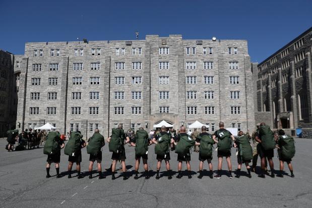 Seksuele agressie in militaire academies VS neemt toe