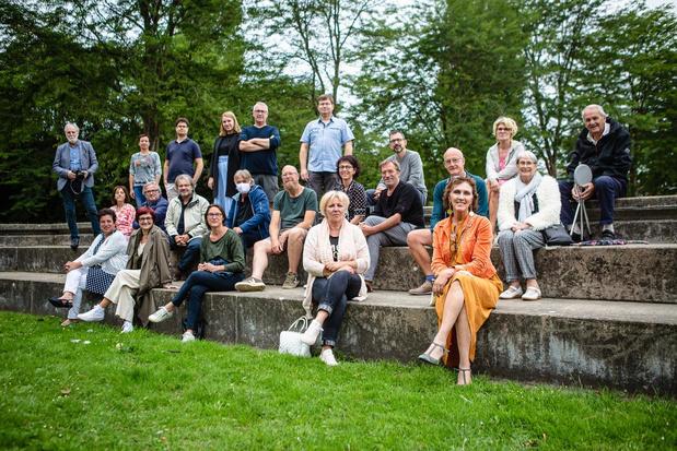 Corona zet 75-jarige toneelkring De Valk uit Sint-Andries aan om grenzen te verleggen