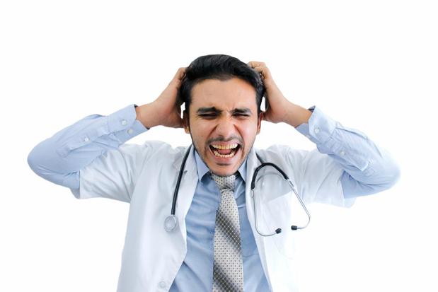 La colère monte chez les médecins
