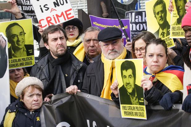 Catalaanse ex-minister Lluis Puig kan niet worden uitgeleverd aan Spanje
