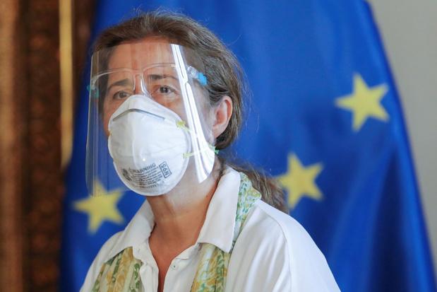 Uitgewezen ambassadrice van EU is uit Venezuela vertrokken