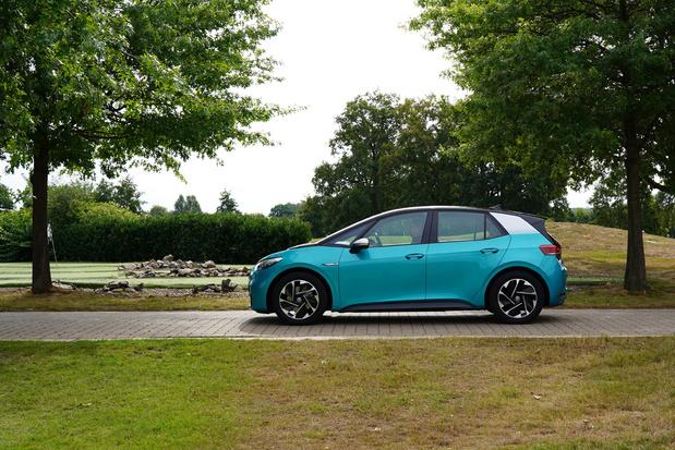 Zorgt Volkswagen ID.3 voor doorbraak elektrische auto?