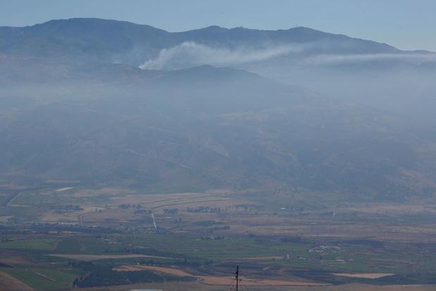 Opnieuw raketten vanuit Libanon naar Israël afgevuurd